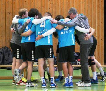 Für die Herren 1 blieb es am Ende gegen den USC Konstanz beim 1:3.
