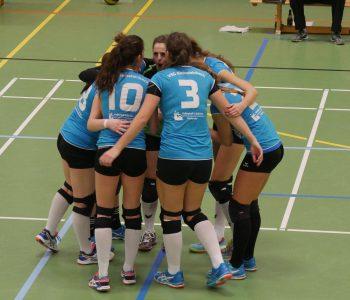 Damen 1 verlieren gegen den Tabellenführer aus Heidelberg