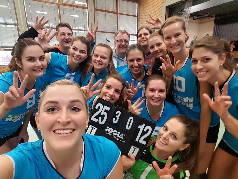 Nächster 3-Punkte-Erfolg für die Damen 1