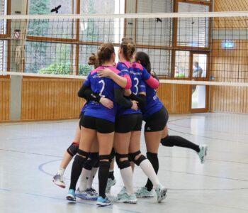 Damen 1 gegen VC Offenburg 2