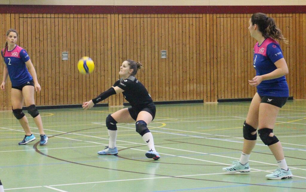 Damen 1 USC Freiburg