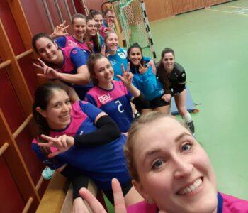 Damen 1 gegen FT 1844 Freiburg