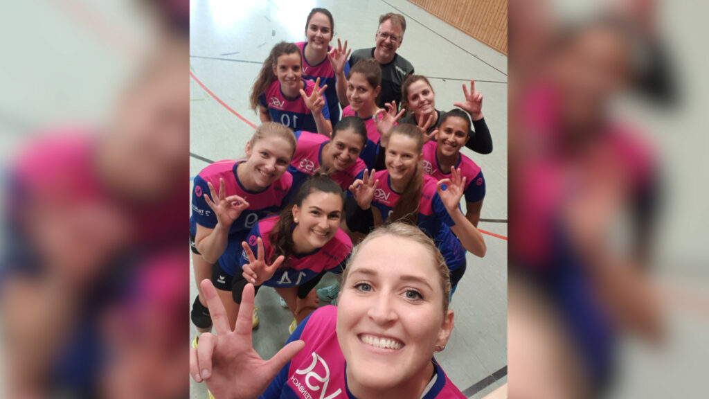 VSG Damen 1 gegen FT Freiburg